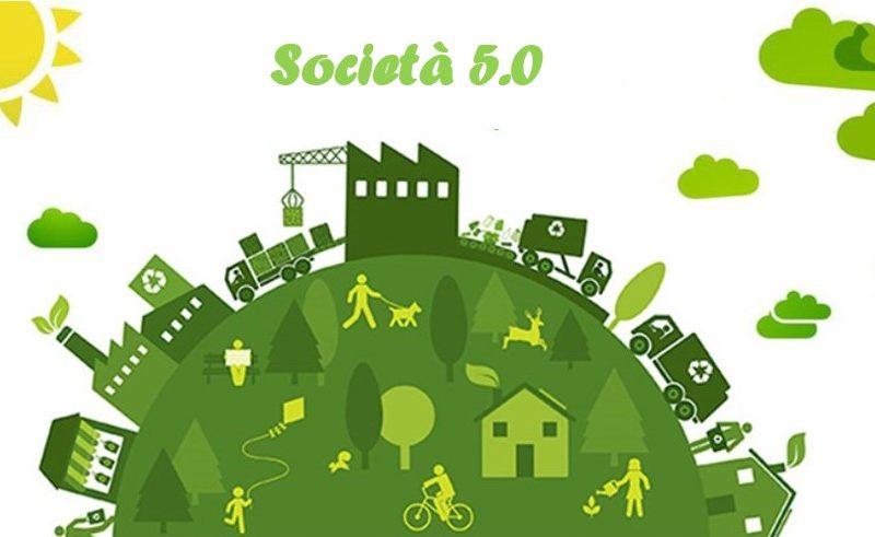 Società 5.0                            Smart City