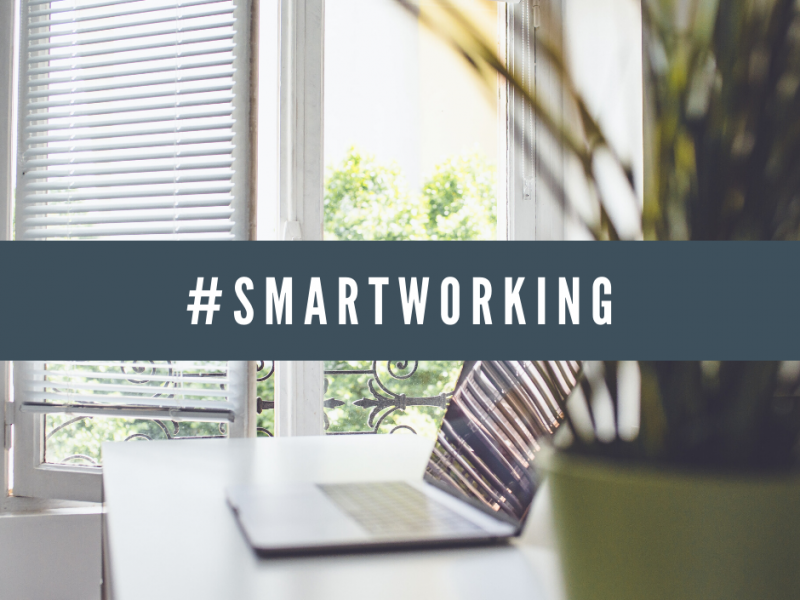 #smartworking