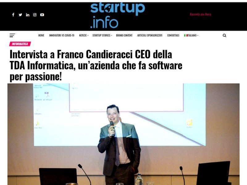 Su Startup.info si parla di noi