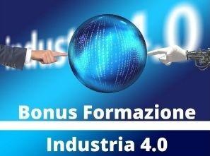 """""""Bonus Formazione 4.0"""""""